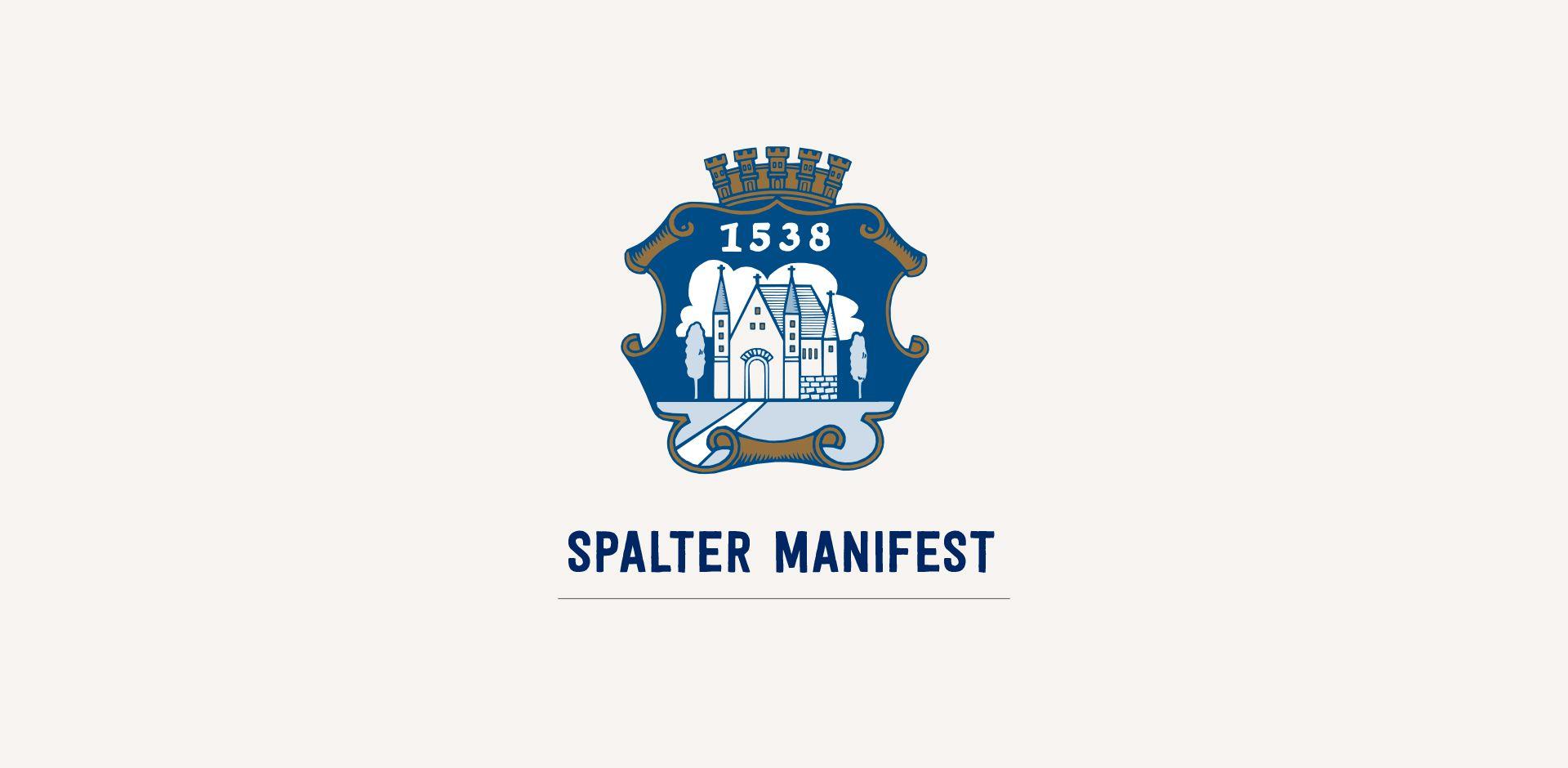 Spalter Manifest
