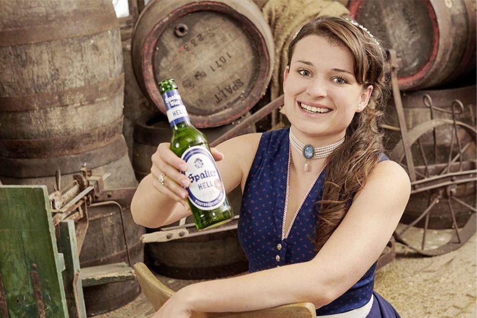 Spalter Bierkönigin 2019 bis 2021