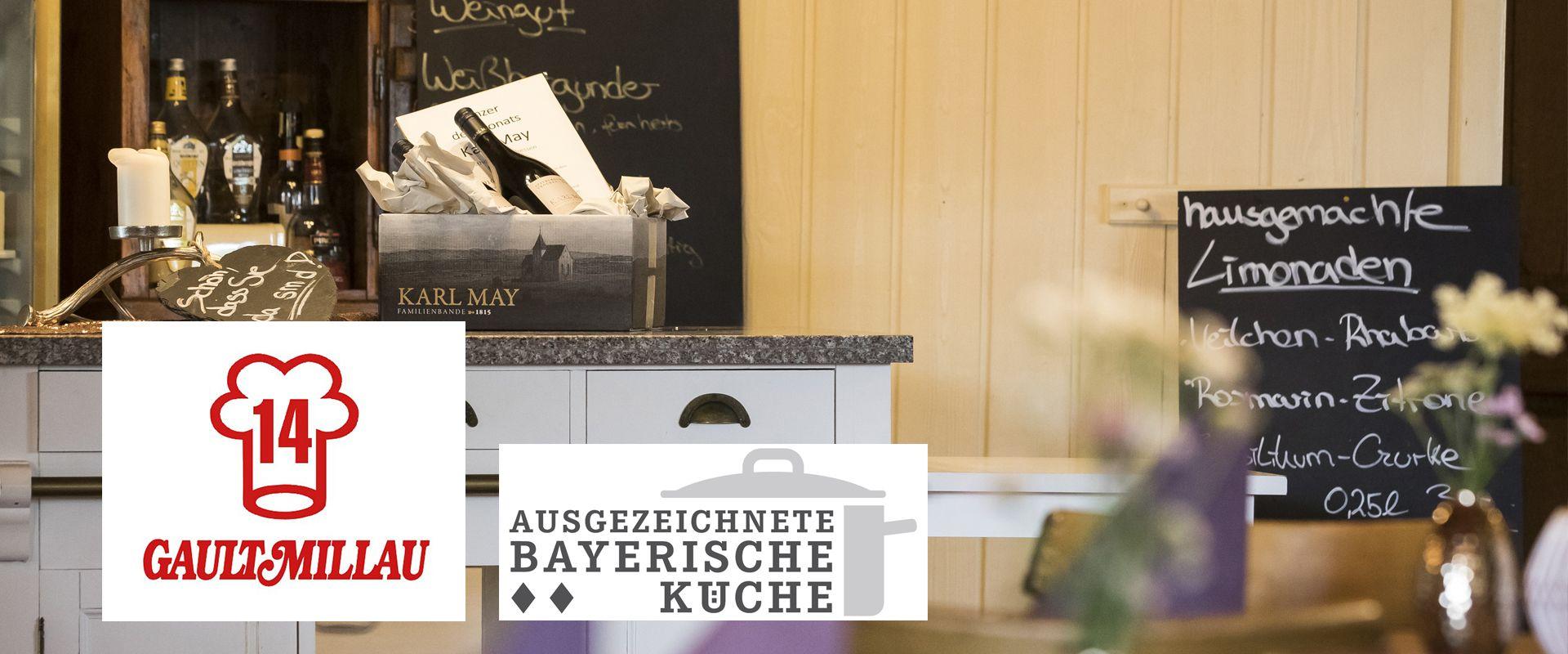 Hoffmanns Keller: Ausgezeichnete Gastronomie mit 14 Gault-Millau-Kochmützen