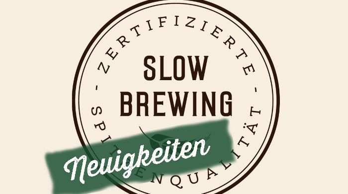 Slowbrewing News