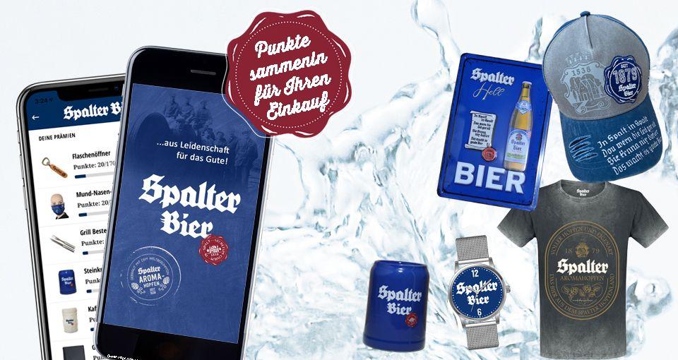 Spalter-APP<br />TREUECLUB<br />