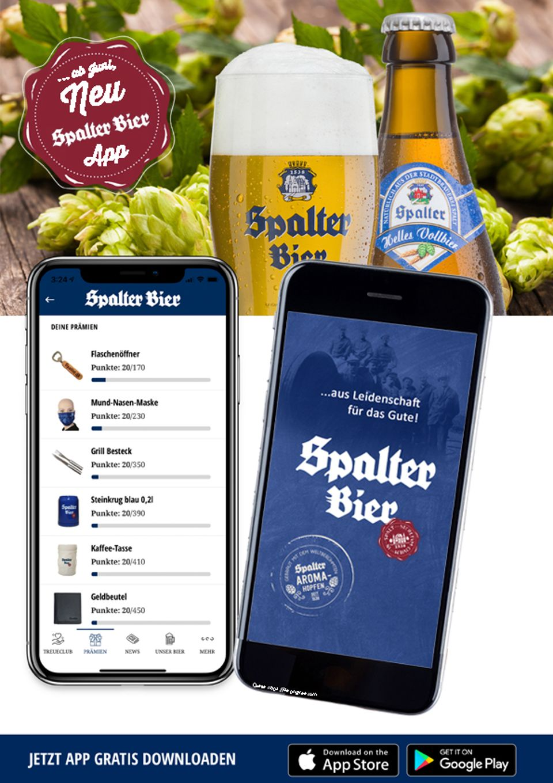 Spalter Bier App